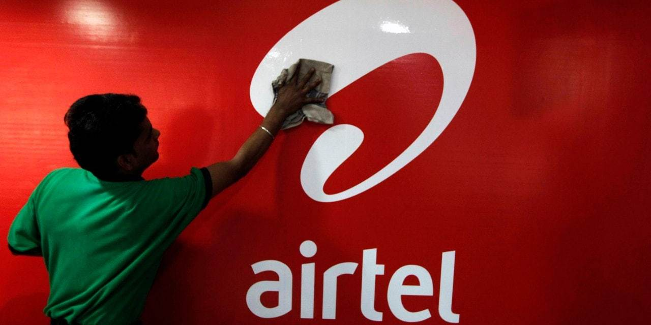 Bharti Airtel reports a loss of Rs 159,331 million during QE June 2020