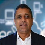 Twin Talents: Juniper's Sajan Paul uses his expertise in technology to drive sales