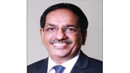 Amitabh Prasad, Chief of Strategic Partnerships and SCM, Sterlite Power