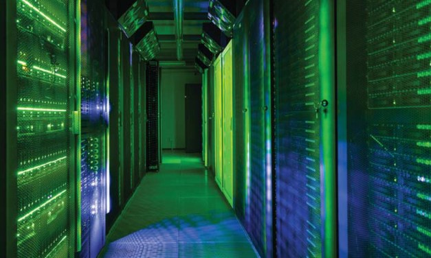 Green Power : Making data centres energy efficient and environment friendly