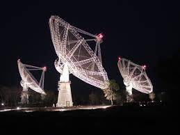 DoT considering allocation of higher frequency airwaves to Jio to avoid interference with Giant Metrewave Radio Telescope