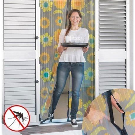 rideaux magnetiques anti insectes