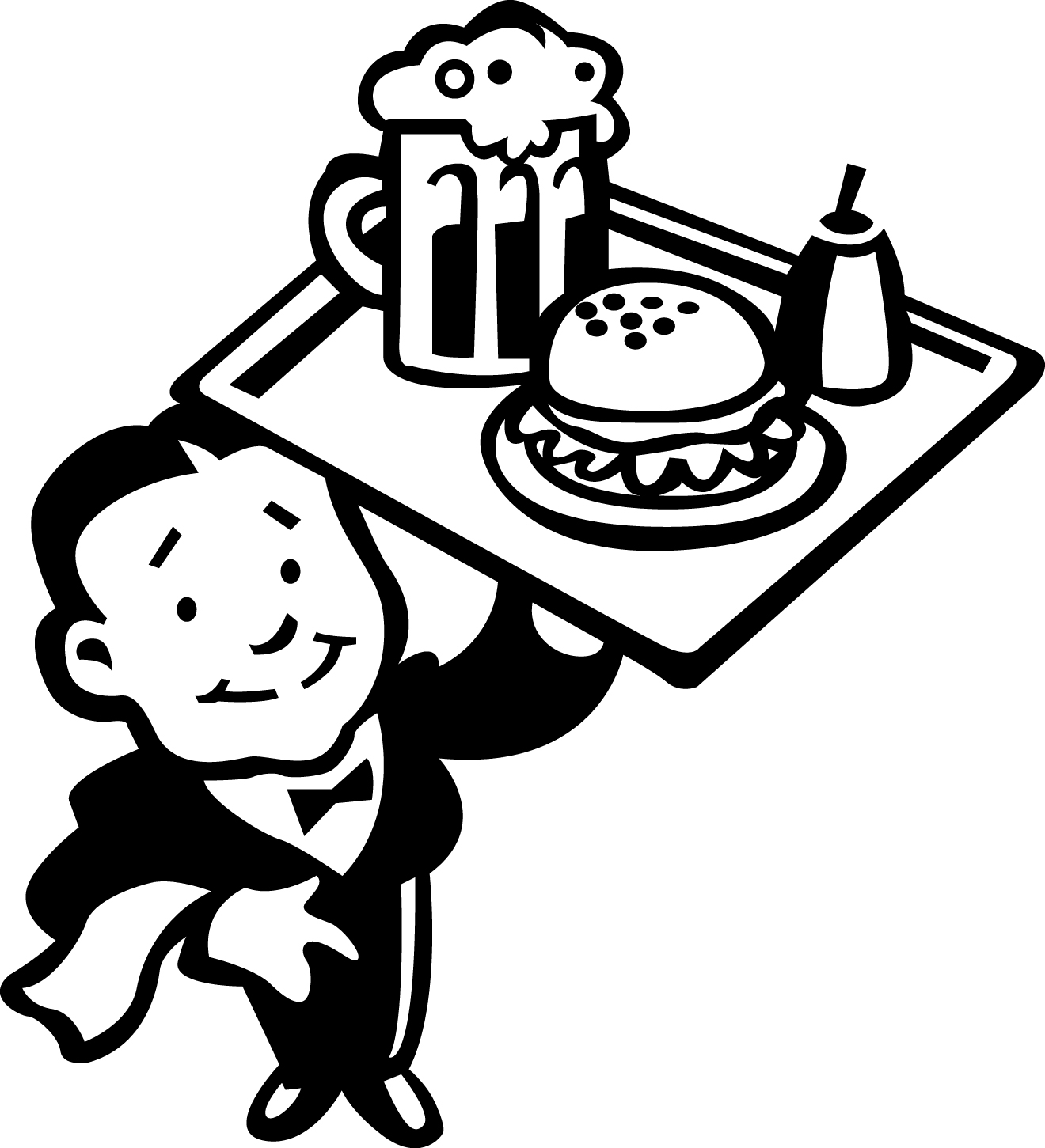So You Want To Be A Waiter