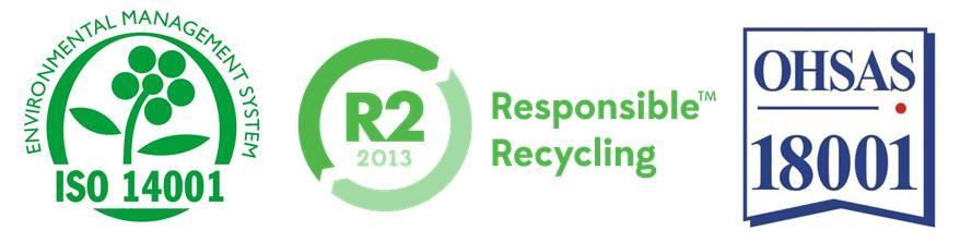 ISO-R2-OHSAS Logos