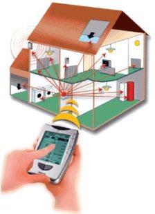 télécommande domotique