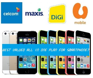 Best Postpaid All in One Plan for Smartphone