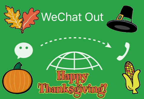 WeChat Free Global Calling for Thanksgiving