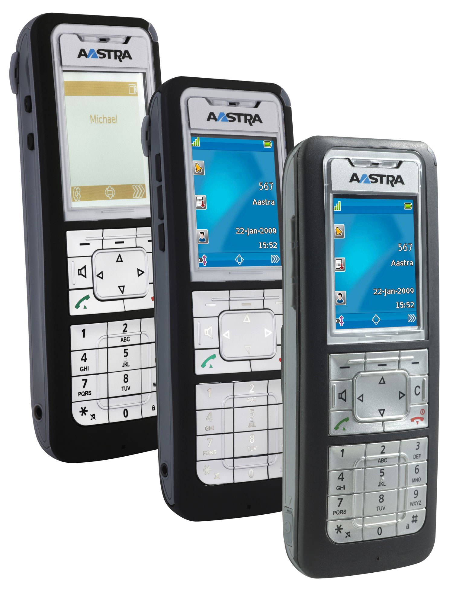Aastra SIP DECT Phones First To Be Certified With NET SmartSIP