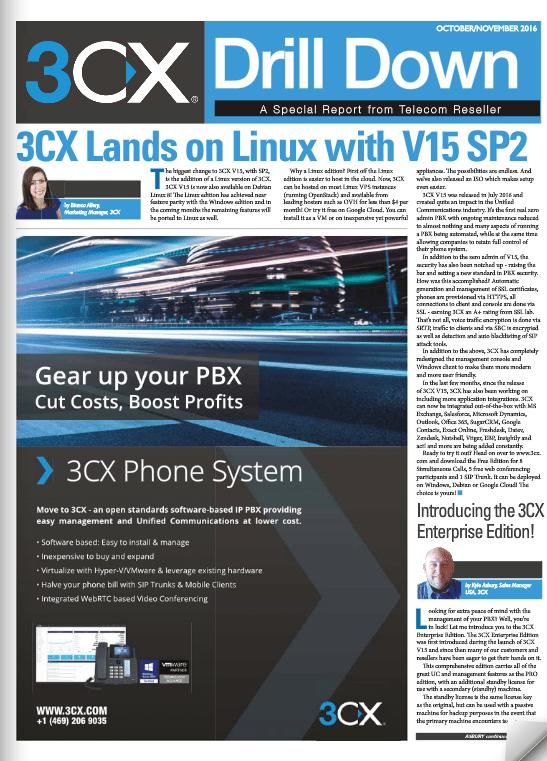 3CX | Telecom Reseller