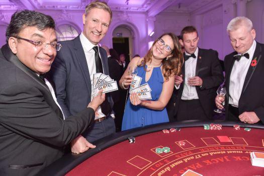 Glotel 2017 gamblers