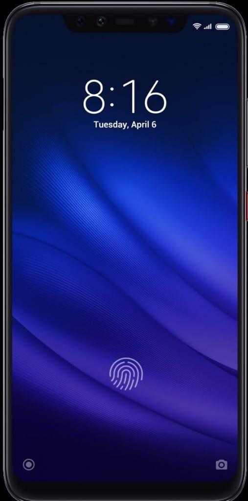 Xiaomi Mi 8 Pro_Front resized