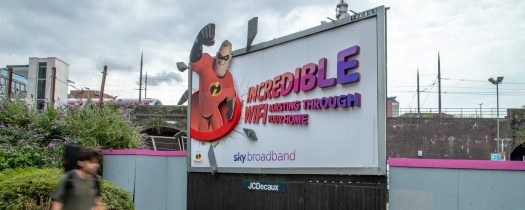 Sky incredibles