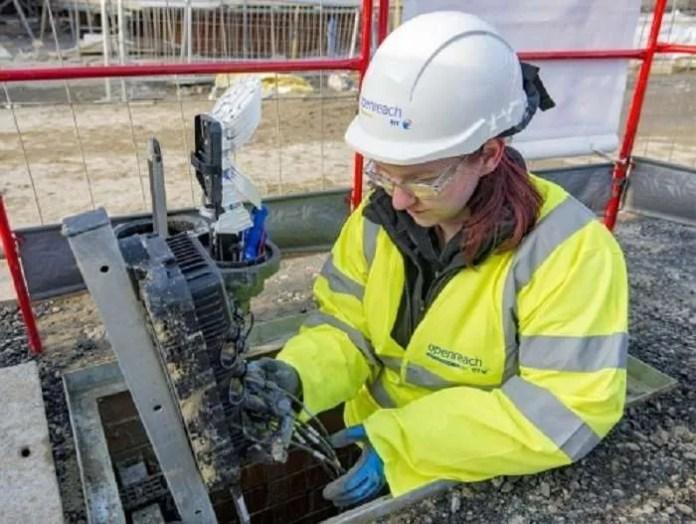 Ingeniero de fibra optica Ingeniería de las telecomunicaciones