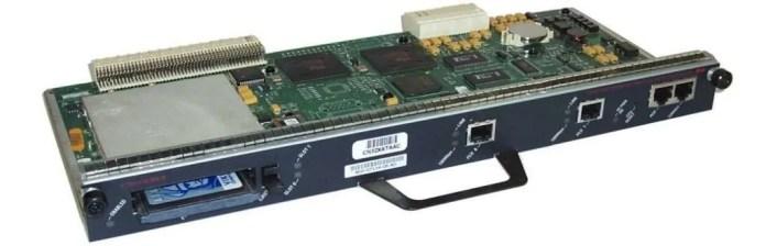 Interfaz para el slot 0 C7200-I/O-2FE