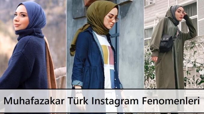 Muhafazakar Türk Instagram Fenomenleri