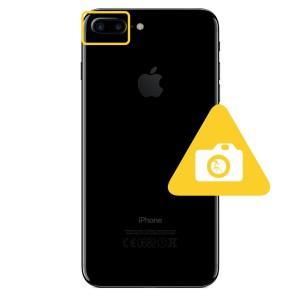 iPhone 7 Plus Bak KameraGlass Skifte