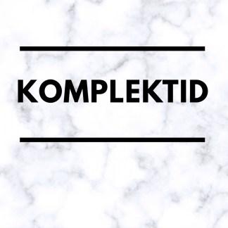 KOMPLEKTID