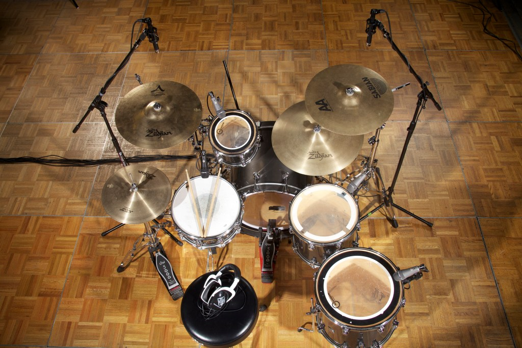 Drum Pack Overhead Smaller