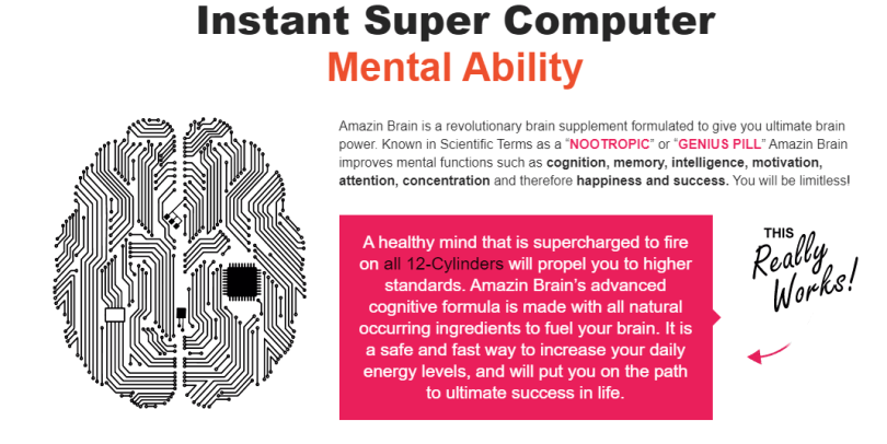 Amazin Brain [Reviews Updated 2020] - Increase Your Brain Power With Amazin Brain | Complete Food Recipe | Complete Foods