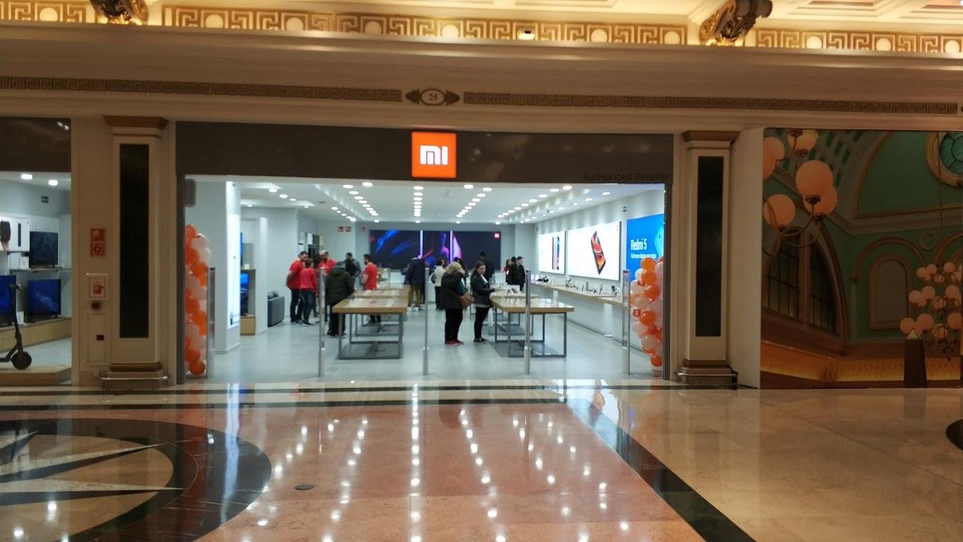 experiencia tienda Xiaomi Barcelona