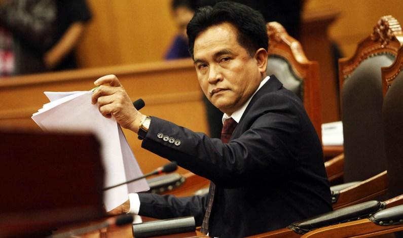 Pengamat: Posisi Yusril Menambah Vitamin Bagi Jokowi-Ma'ruf