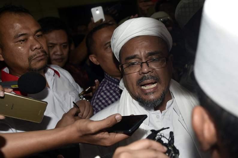 Imigrasi: Tak Ada Pencekalan Rizieq Shihab Balik ke Tanah Air