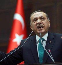 Erdogan: Barat dan Negara Arab Dukung Tindakan Biadab Israel ke Palestina