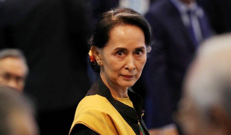 Genosida Terhadap Etnis Rohingya, Suu Kyi Hadapi Gugatan Bersama Delegasinya