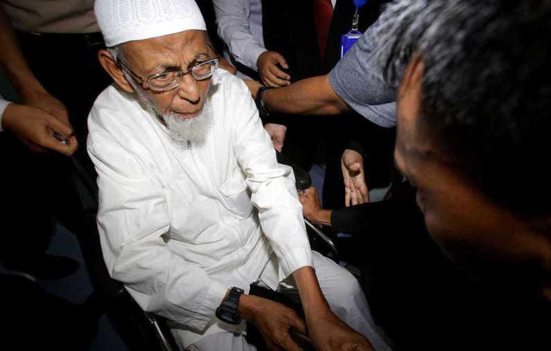 Kesehatan Memburuk, Jokowi Setujui Abu Bakar Ba'asyir Dirawat di RSCM