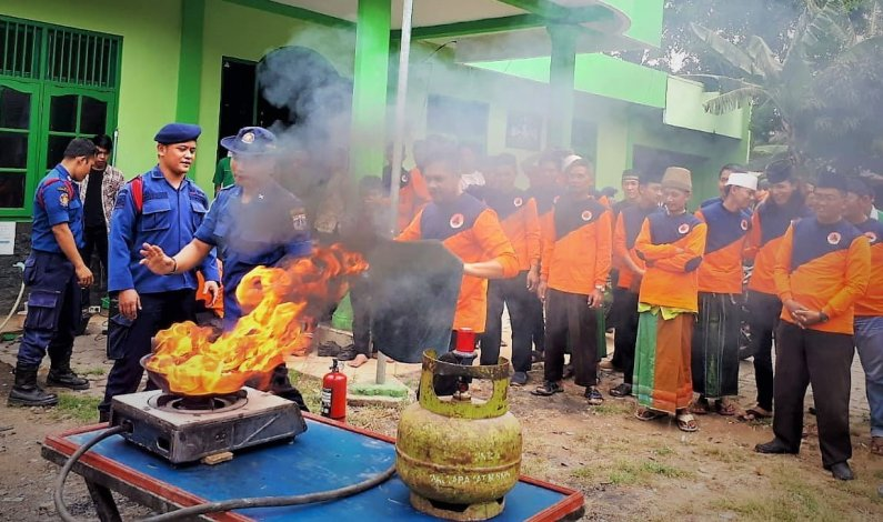 LPBI NU DKI Jakarta bekerjasama BPBD DKI Jakarta Tingkatkan Kapasitas Masyarakat dalam Penanggulangan Bencana