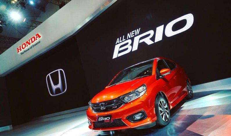 HPM Persiapkan Ekspor Segmen LCGC  Lewat All New Honda Brio