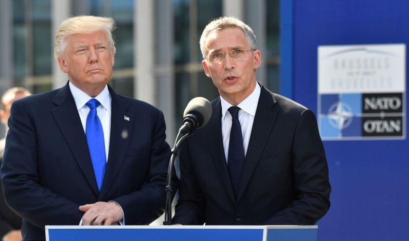 NATO Tidak Berharap Soal Peningkatan Persenjataan AS di Eropa