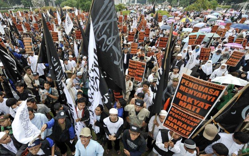 Jangan Politisasi Agama, Agar Indonesia Tak Hancur Seperti Suriah