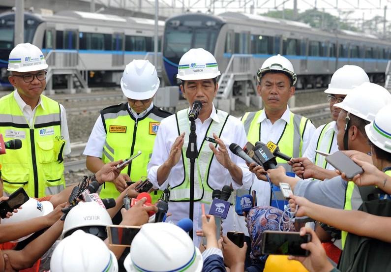 Proses Akhir, Tahun Depan MRT Segera Beroperasi