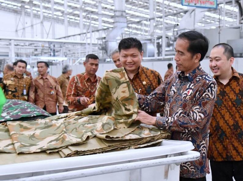 Jokowi Dorong Dana Desa Sebagai Wujud Perhatian Pemerintah Kepada Desa