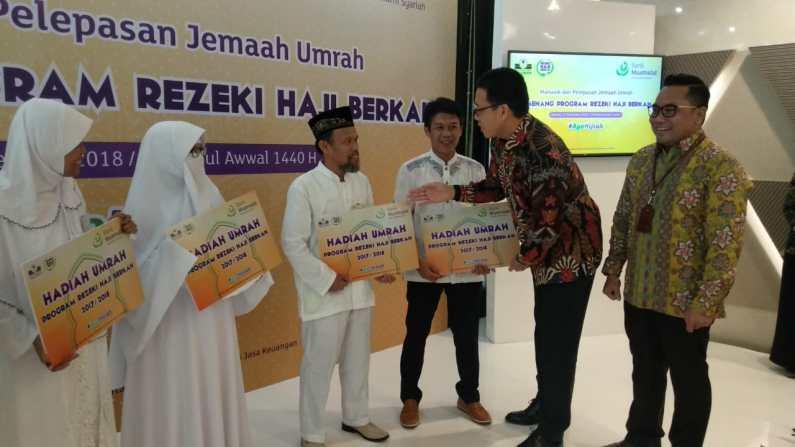 Umrah dan Haji Gratis Untuk Pemilik Tabungan iB Hijrah dari Muamalat