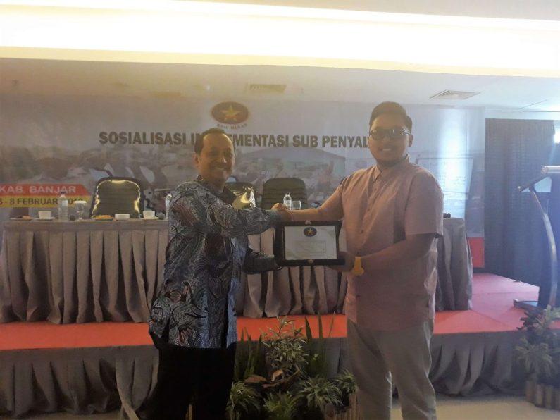 Sub Penyalur Diharapkan Dapat Meminimalisir Menjamurnya Pengecer BBM Di Kab. Banjar