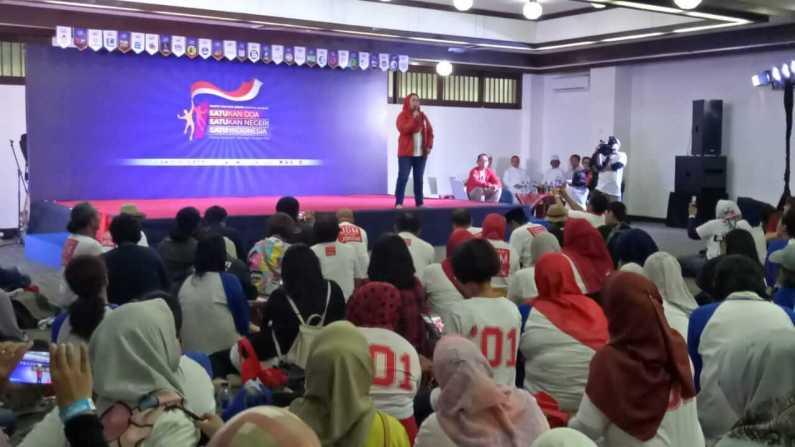 Yenny Wahid : Tiga Alasan Kenapa Harus Memilih Jokowi Kembali