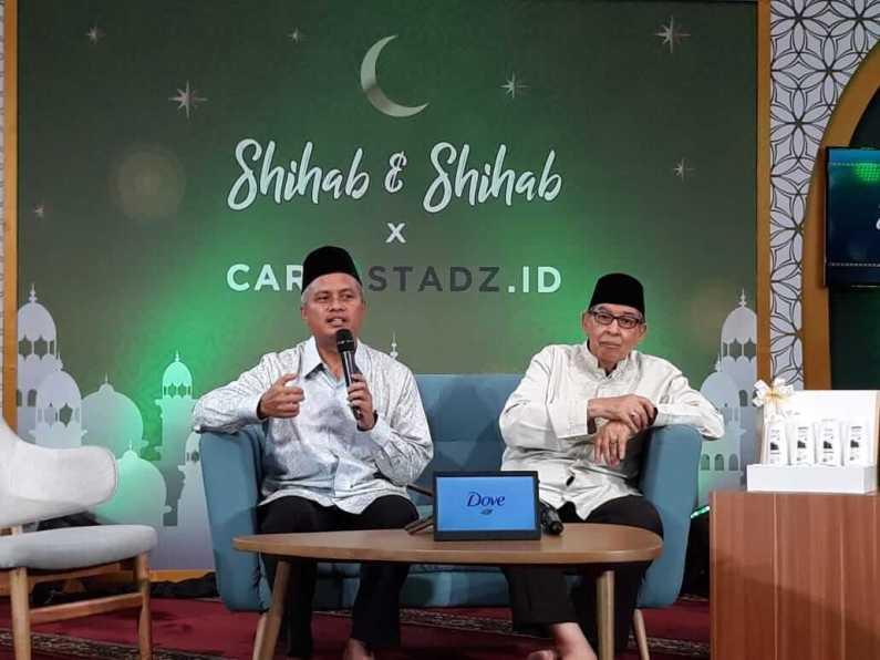 Quraish Shihab : Perlunya Ajaran Moderasi Yang Tidak Ekstrim Kekiri dan Ekstrim ke Kanan