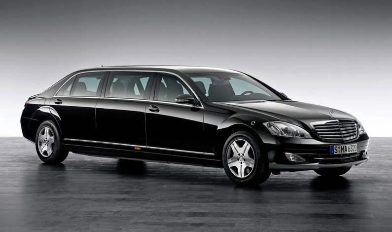 Ini Spesifikasi Mercedes-Benz S 600 Guard Limosin Anti Peluru Untuk Jokowi