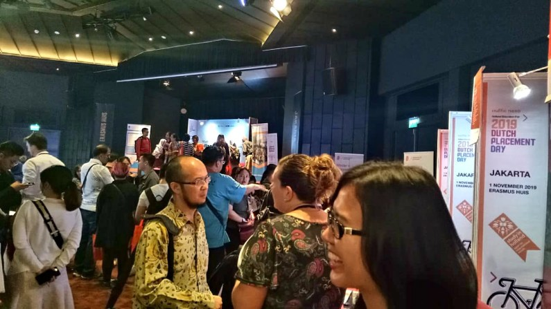 Nuffic Neso Hadirkan 22 Universitas Belanda di Dutch Placement Day