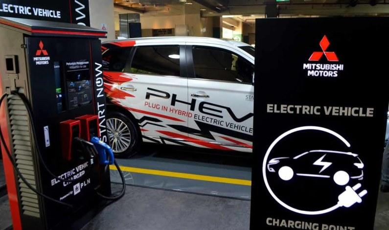 Quick Charger Kendaraan Listrik Kini Hadir di Plaza Senayan