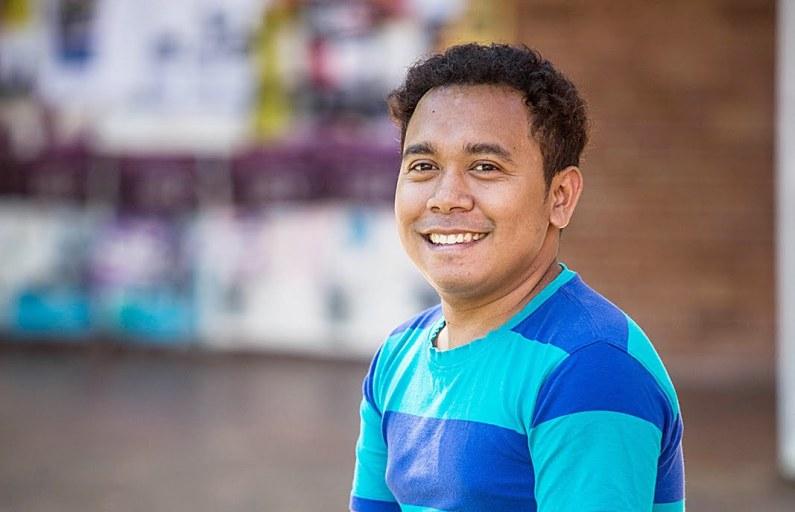 Gracia Billy Mambrasar Dari Tanah Papua Melangkah ke Istana