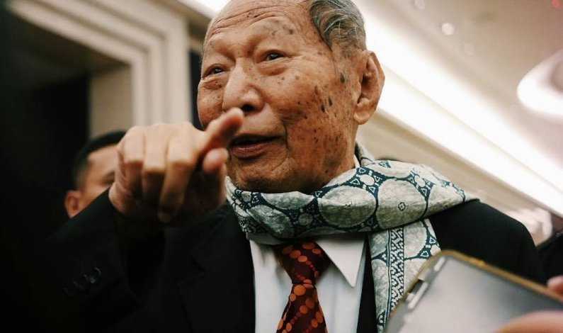 Maestro Properti Tanah Air, Ir. Ciputra Meninggal Dunia di Singapura