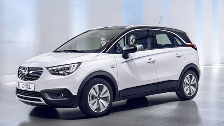 Opeli publikon pamjet e modelit të ri (Foto)