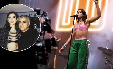 Kryetari i Komunës së Londrës impresionohet nga performanca e Dua Lipës në koncert (Foto)