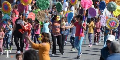 Una fiesta en el sur geselino (Fotos Ricardo Stinco).