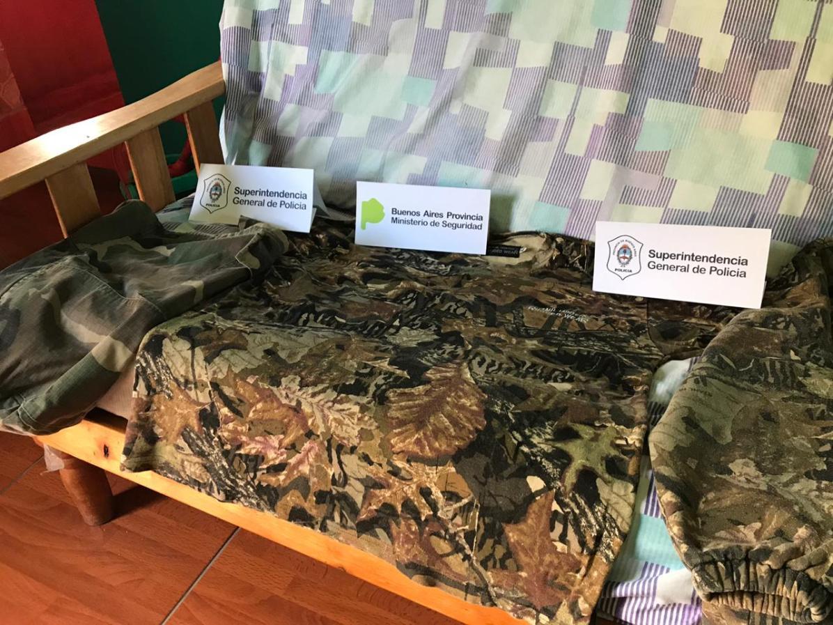 Allanamiento por matanza de puma