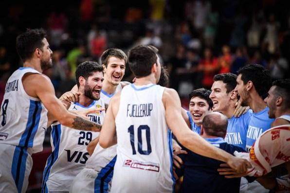 Copa mundial de la FIBA China 2019