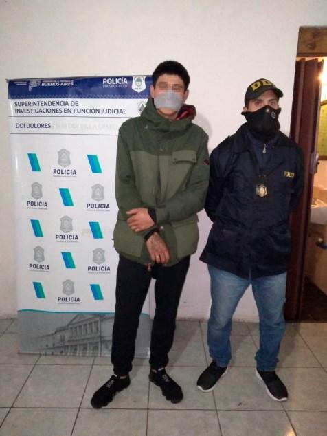Dos aprehendidos por el robo al establecimiento rural 'La Cabaña' de ruta 56